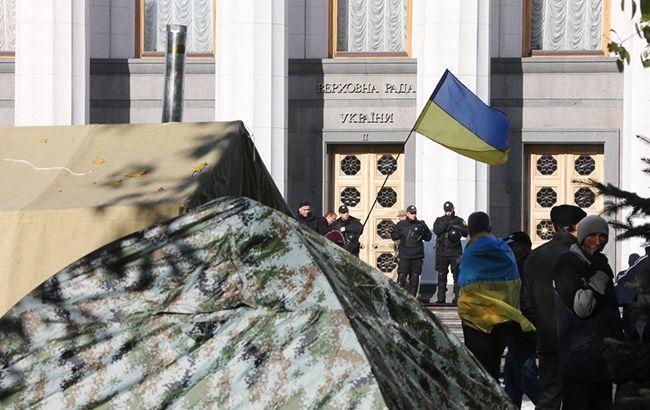 Главные выводы о неделе протестов в центре Киева