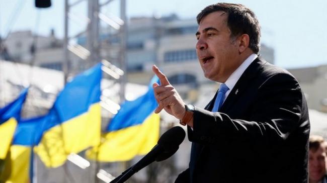 Хуже Януковича: Саакашвили обрушился с критикой на Порошенко
