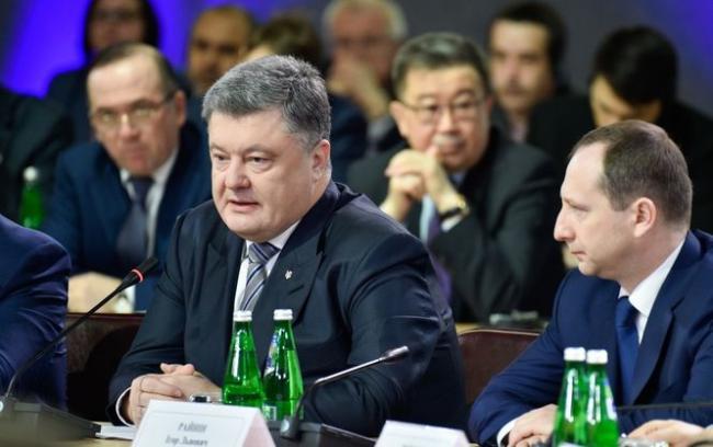 Заседание Совета регионального развития: Главные заявления Порошенко (ВИДЕО)