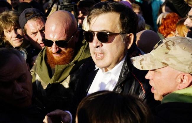 Михаилу Саакашвили отказали в статусе беженца в Украине