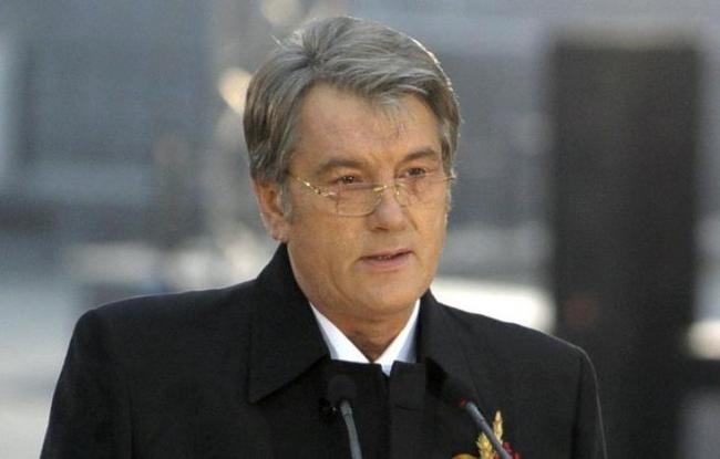 Виктор Ющенко заявил о своих президентских амбициях