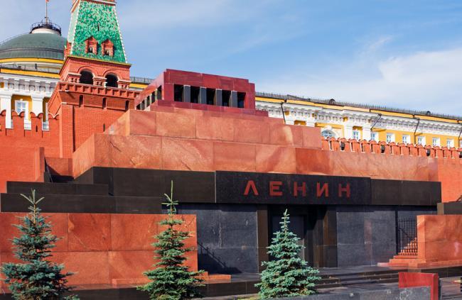 Ксения Собчак первым делом уберет труп Ленина с Красной площади