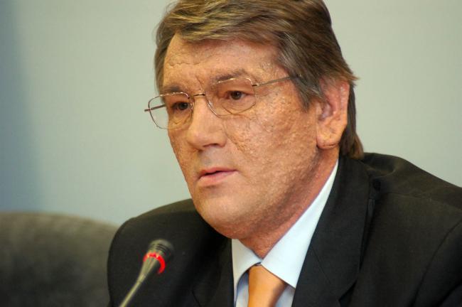 Ющенко знает, как решить нынешние проблемы в Украине
