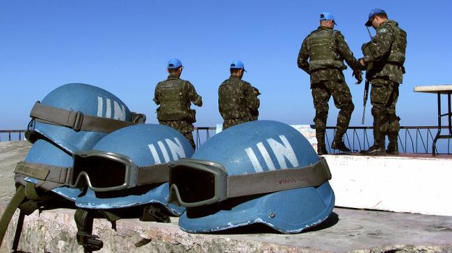 Неэффективные миротворцы: два варианта возможного сценария