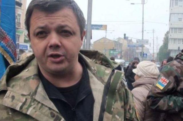 Семен Семенченко: Политическое руководство покидает Киев