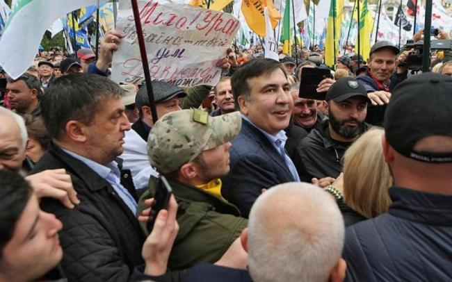 Михаил Саакашвили дал Верховной Раде последний шанс