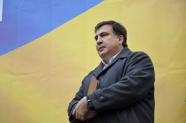 Грузия ждет от Украины решительных действий в отношении Саакашвили