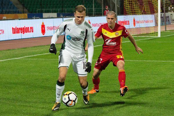Алексей Герасименко: Тульский «Арсенал» выиграл у «Краснодара»— сейчас любая команда может отобрать очки у любой