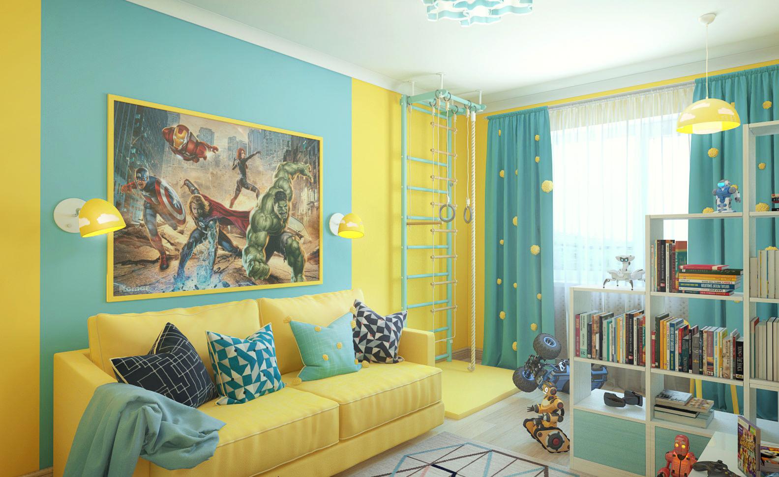Детская мебель для комнаты вашего малыша