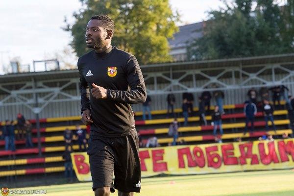 Эванс Кангва: Мне нравится забивать голы, и я собираюсь это делать как можно чаще