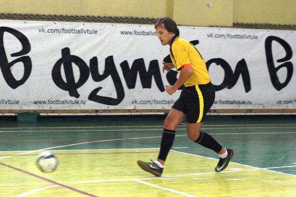 В чемпионате Тулы по мини-футболу— 5 лидеров после 5-го тура