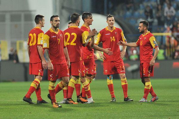Лука Джорджевич не спас сборную Черногории от проигрыша Дании