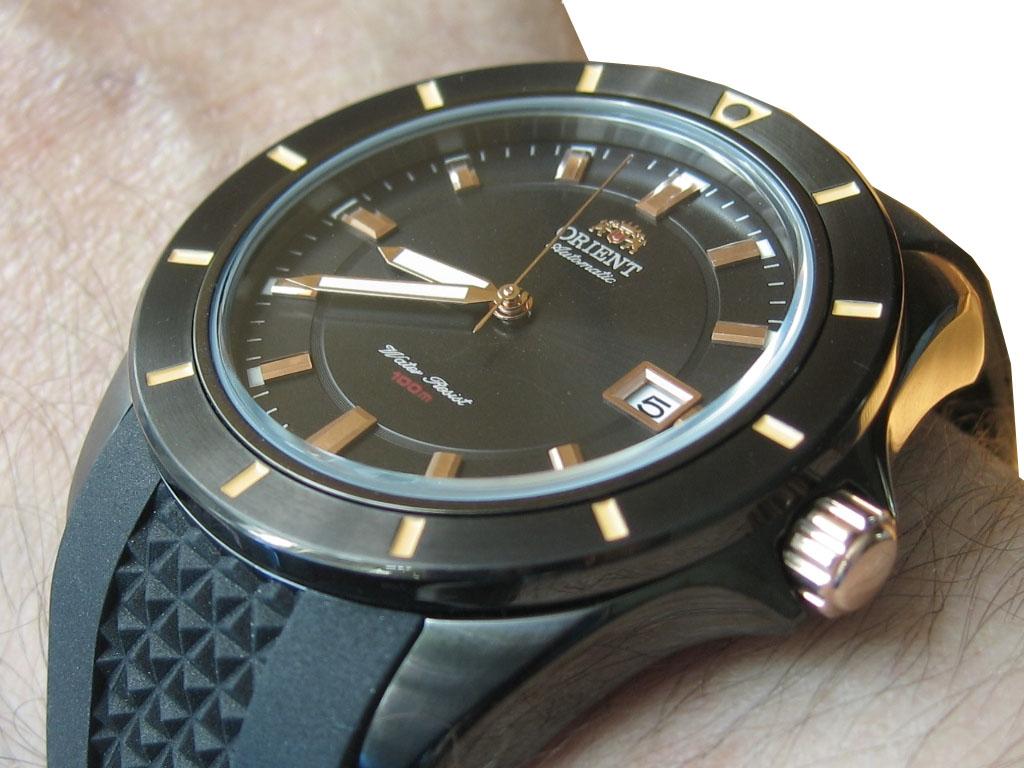 Мужские часы Orient – символ статуса и социального положения