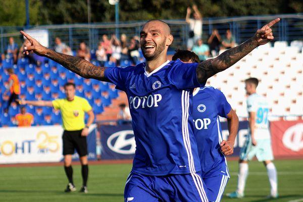 Вотинов обходит Кашчелана в голосовании за лучшего игрока ФНЛ в сентябре