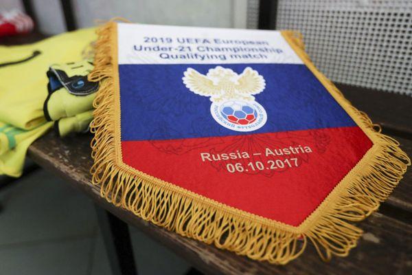 Ефремовец Рассказов помог молодёжной сборной России победить Австрию
