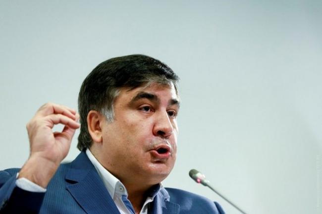 Михаил Саакашвили заявил о блокировке его страницы в Facebook