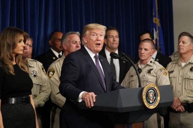 Дональд Трамп рассказал, в чем сила армии США