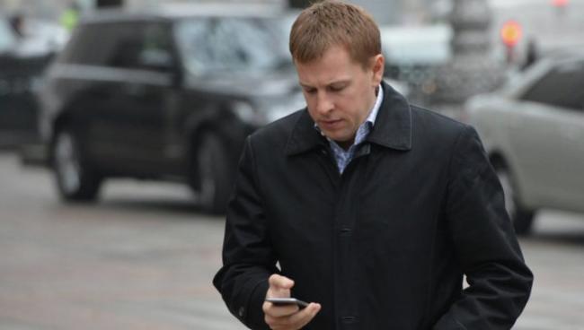 ГПУ закрыла дело о возможном уклонении от налогов Хомутынником