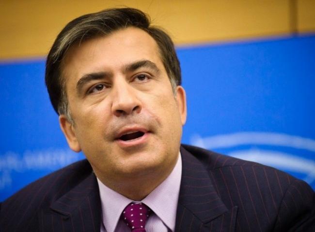 Михаил Саакашвили получил документ о легальном пребывании в Украине