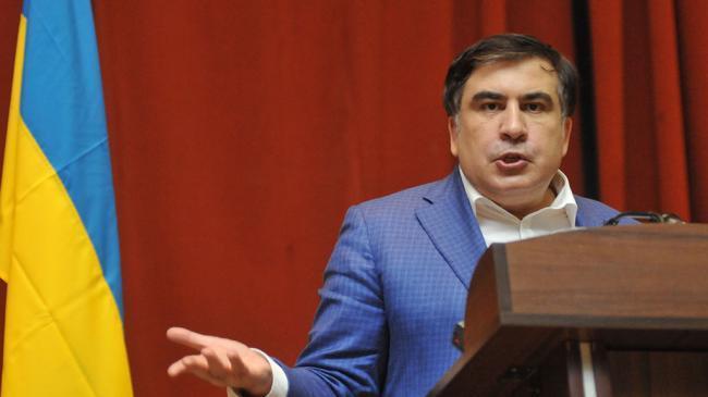 Михаил Саакашвили озвучил главное требование к депутатам Верховной Рады