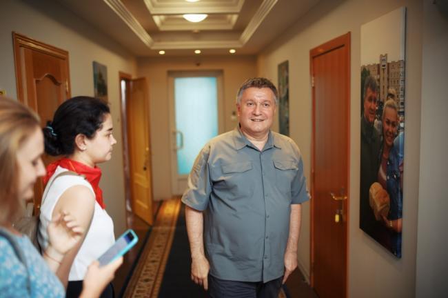 В «Народном фронте» назвали победы Авакова на посту главы МВД Украины
