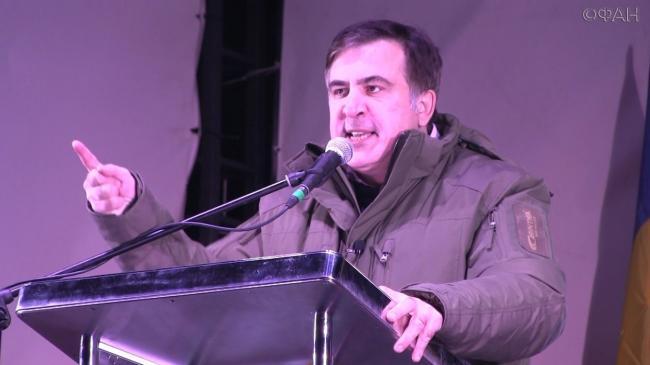 Михаил Саакашвили: В результате этой зимы президент станет еще богаче
