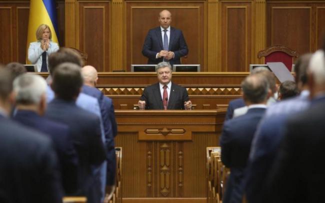 В Украине появится место, защищенное от политиков и их агитации