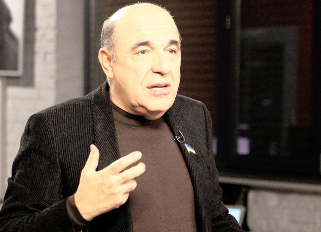 Рабинович: Для построения сильной и мирной Украины необходимо прекратить разногласия в обществе