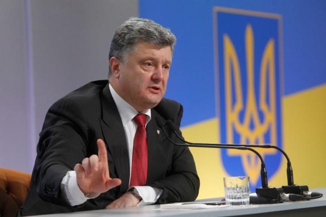 Порошенко: «На украинском языке будет говорить каждый украинец»