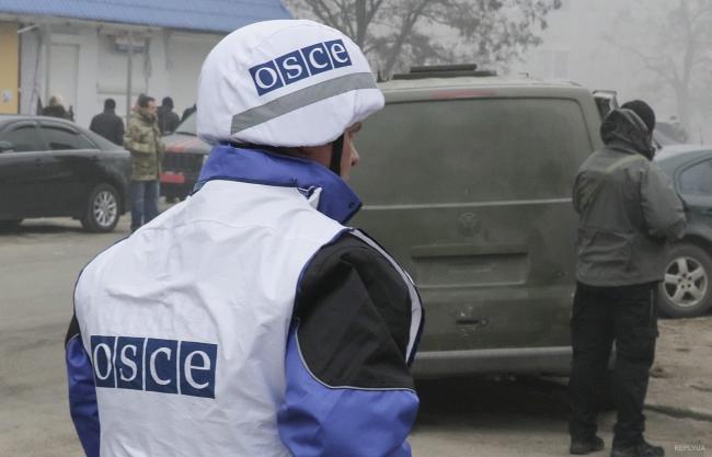 Боевики не пускают представителей ОБСЕ в места хранения вооружения