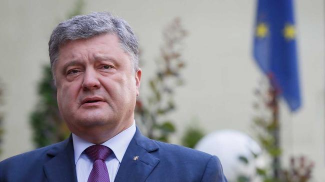 Правоохранительные органы озвучили число участников митинга под окнами Порошенко