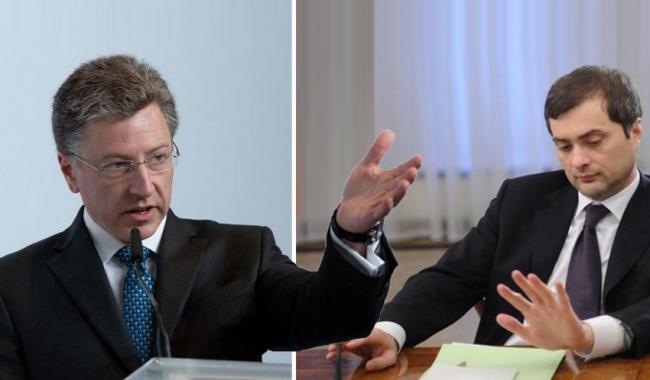 Встреча Суркова и Волкера: стали известны результаты