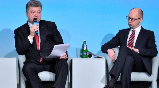 Мнение: на смену Порошенко может прийти Яценюк