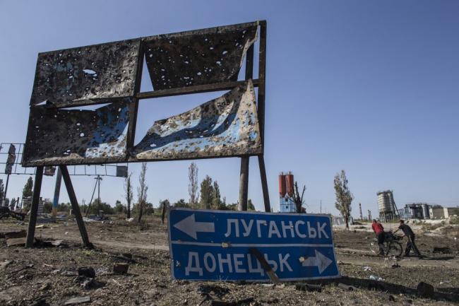 Контактная группа обсудила в Минске ситуацию на Донбассе
