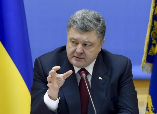 Петр Порошенко: Украина не боится войны с Россией