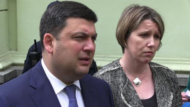 Владимир Гройсман отреагировал на заявление венгров об автономии в Украине