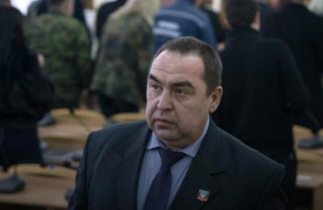 В МВД заявили, что Плотницкий сбежал в Россию