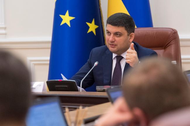 Премьер-министр Украины прокомментировал «военный переворот» в Луганске