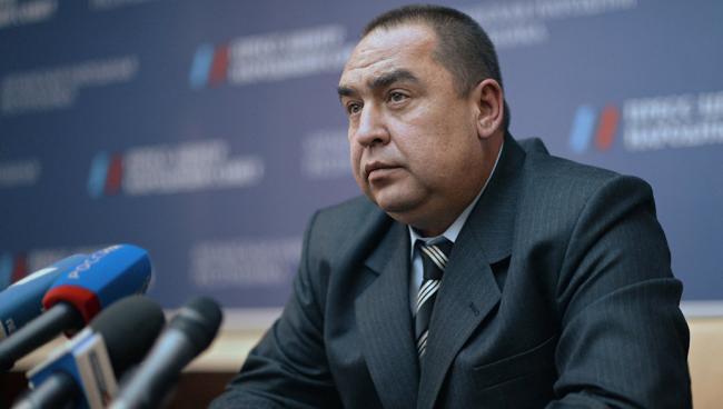 Главарь боевиков ОРЛО сбежал в Москву (ВИДЕО)