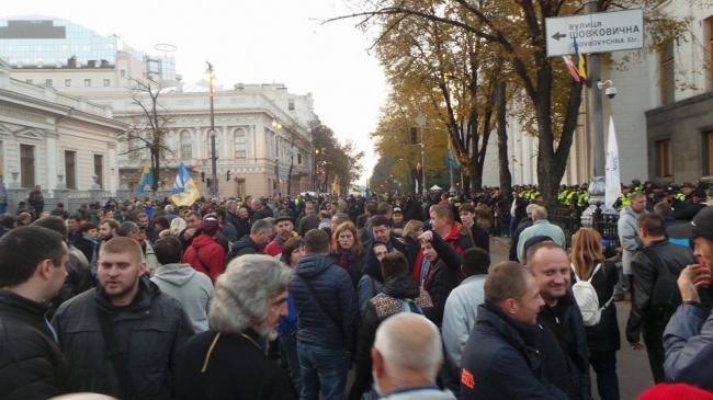 В СБУ объяснили, почему жители Украины не выступают против действующей власти