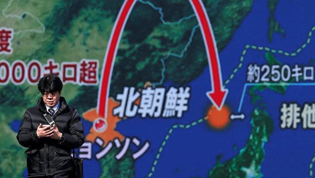 КНДР заявила, что новая ракета способна достичь любой точки США