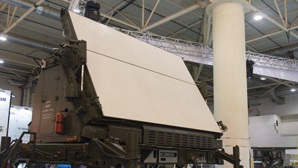 В Украине испытывают новый военный 3D-радар