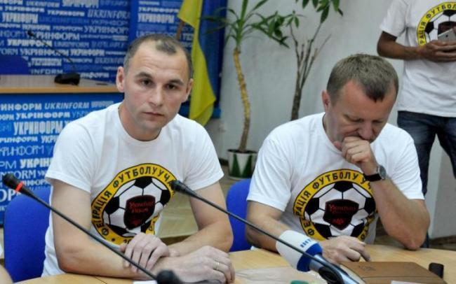 Организатор «атошных» футбольных акций Руденко оказался лже-волонтером, — СМИ