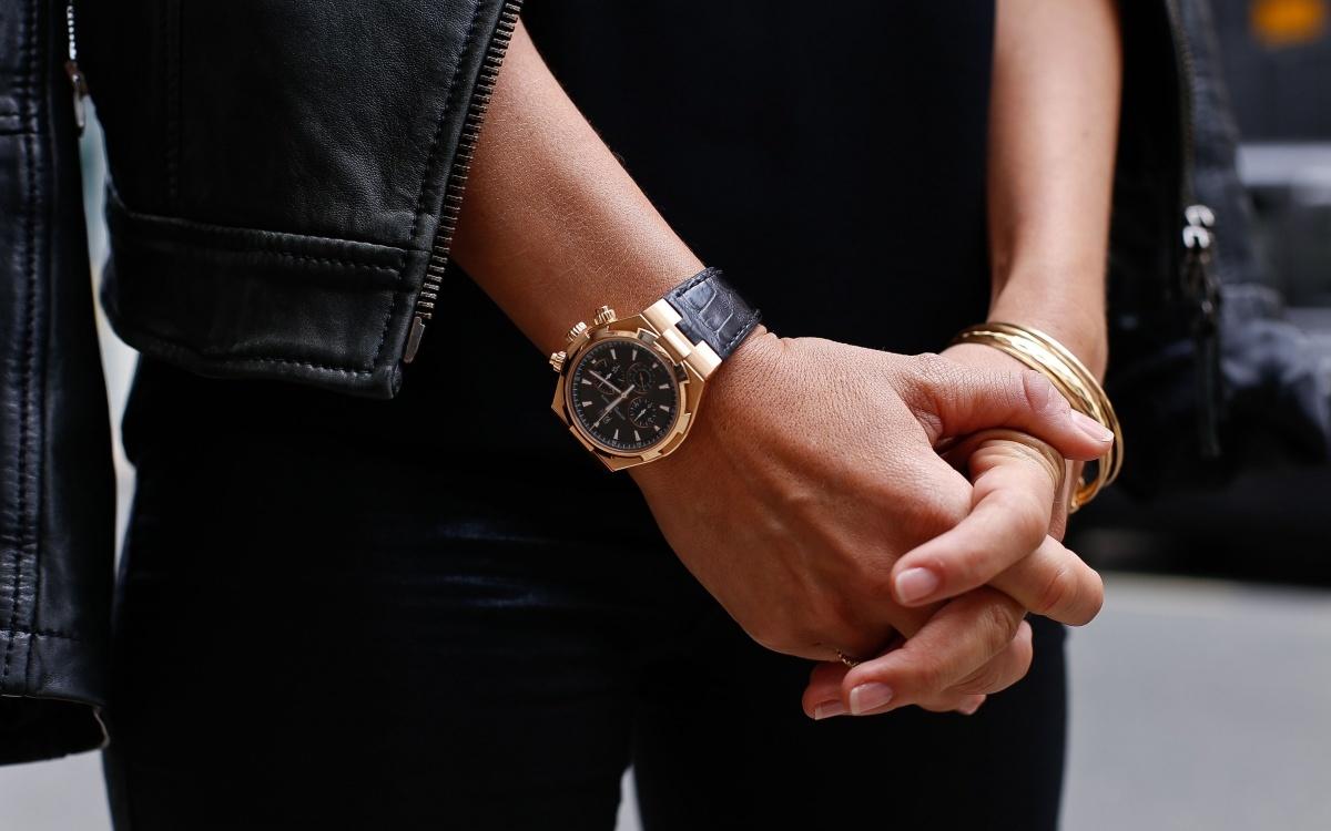 Наручные часы — не утони в потоке времени