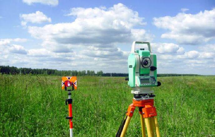 Проведение геодезических исследований в Киеве и области