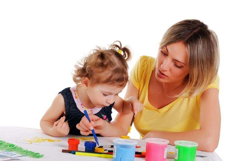 Профессиональная няня для вашего малыша