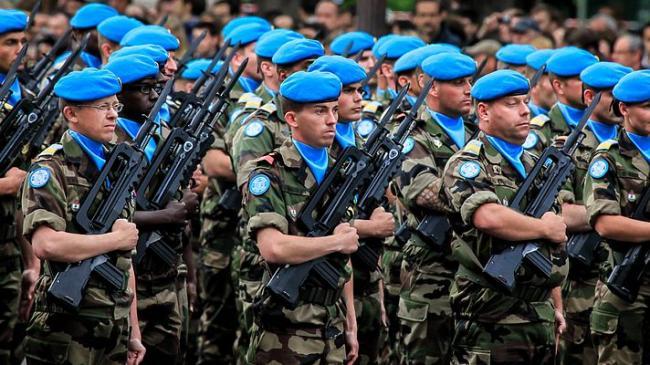Тиллерсон и МИД Германии согласовали полномочия миротворцев на Донбассе