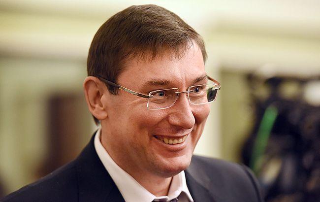 Юрий Луценко: «НАБУ – это огромный букет нелегальной группировки»