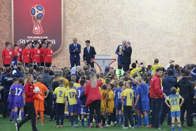 Европарламент призывает бойкотировать Чемпионат Мира 2018 в Росии