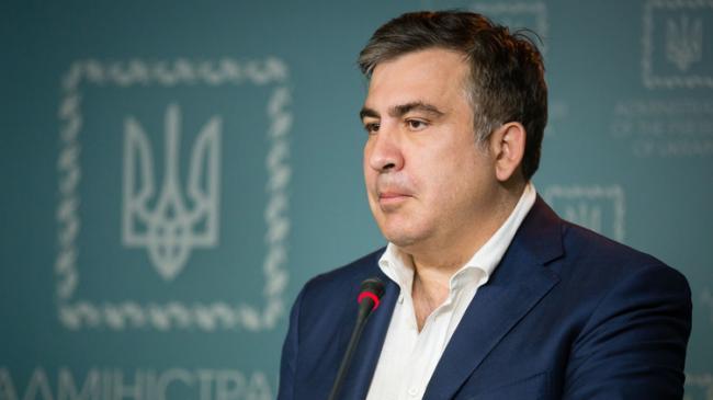 Саакашвили утверждает, что не знает, кто такой Курченко